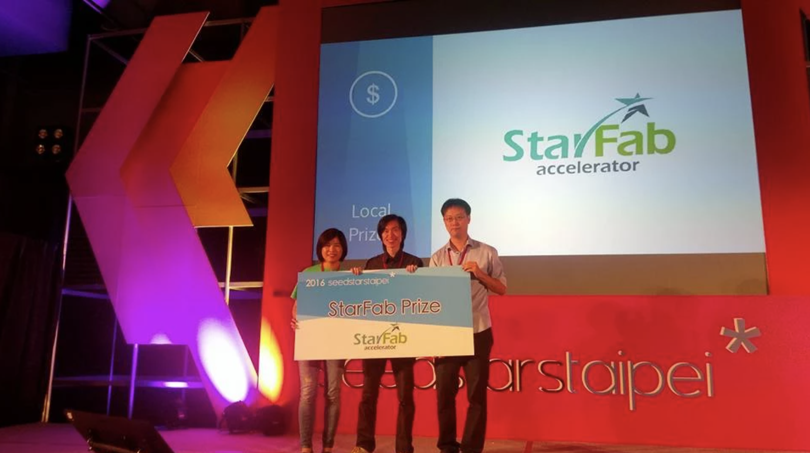 2016 Seedstars World Taipei